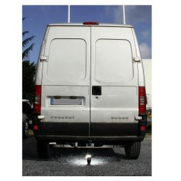 ATTELAGE PEUGEOT BOXER II FOURGON 05/2006-2014 - ROTULE EQUERRE