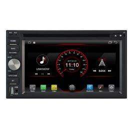 AUTORADIO DOUBLE DIN ANDROID GPS BLUETOOTH WIFIUSB SD 4X 45W