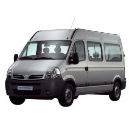 ATTELAGE NISSAN INTERSTAR FOURGON 09/2003-04/2010 - ROTULE EQUERRE