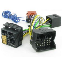 FAISCEAU KIT MAIN LIBRE AUDI Q5 2008- avec MMI et sans ampli 8HP installation dans le coffre