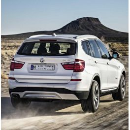ATTELAGE BMW X3 07/2017- (G01) - RDSO DEMONTABLE SANS OUTIL