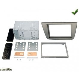 Kit 2 DIN SEAT ALTEA 2005-2010 ANTHRACITE