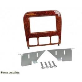 Kit 2 DIN MERCEDES CLASSE S 1998-2005 (W220) - COULEUR BOIS