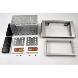 Kit 2 DIN IVECO DAILY 2009-2011 GRIS